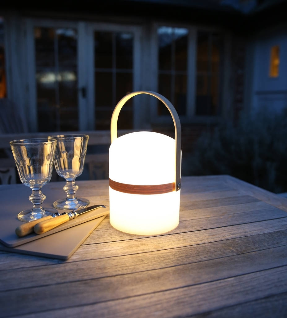 Popular Photo of Outdoor Rechargeable Lanterns