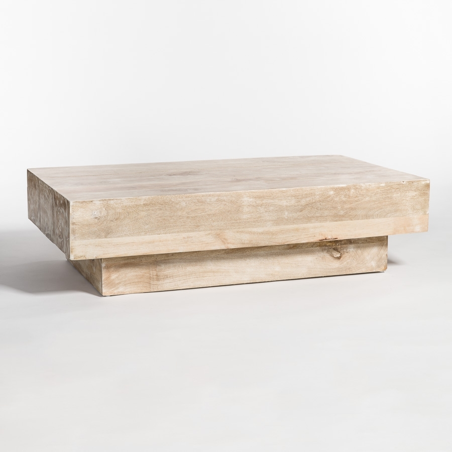 Santa Fe Coffee Table – Alder & Tweed Furniture Pertaining To Santa Fe Coffee Tables (View 12 of 30)