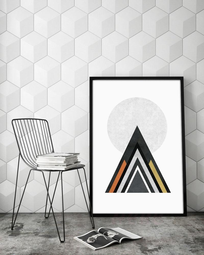 Scandinavian Printdream Print Designs Marvelous Modern Wall Art throughout Modern Wall Art (Image 17 of 20)