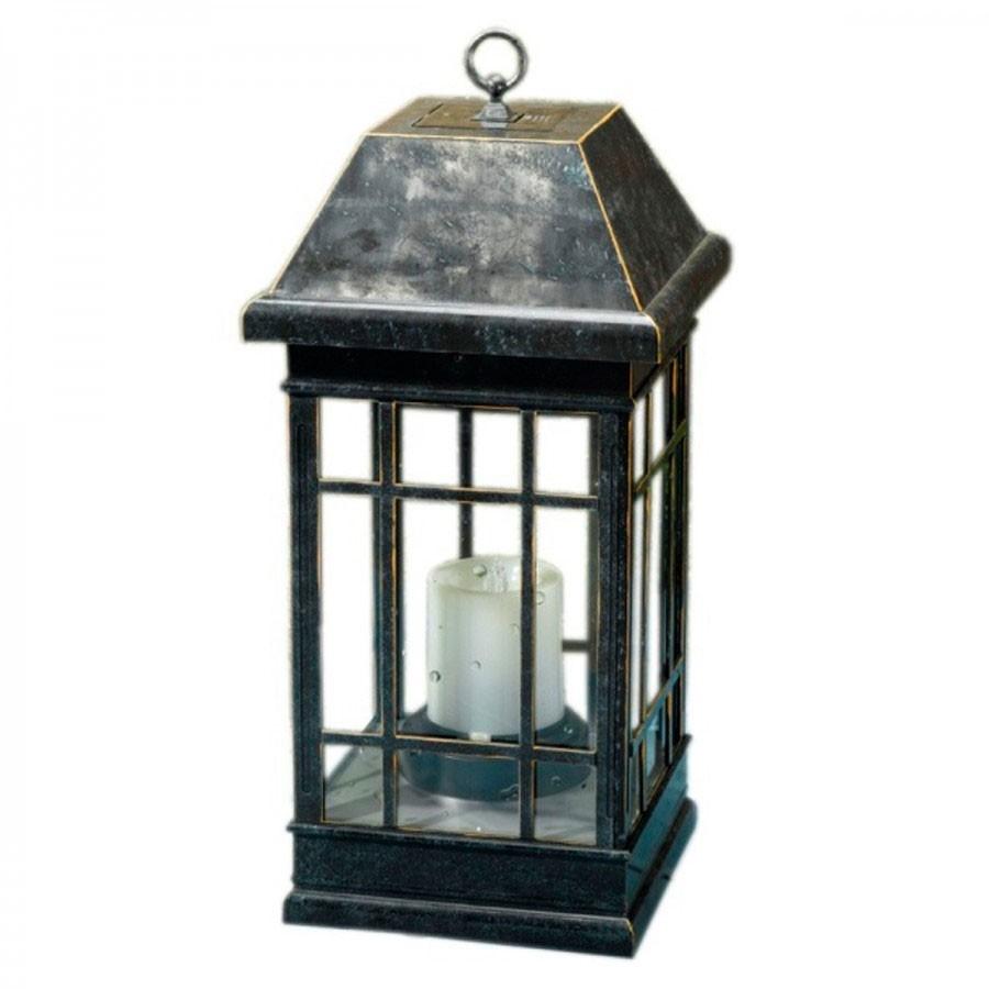 Seville Solar Lantern Within Resin Outdoor Lanterns (View 7 of 20)
