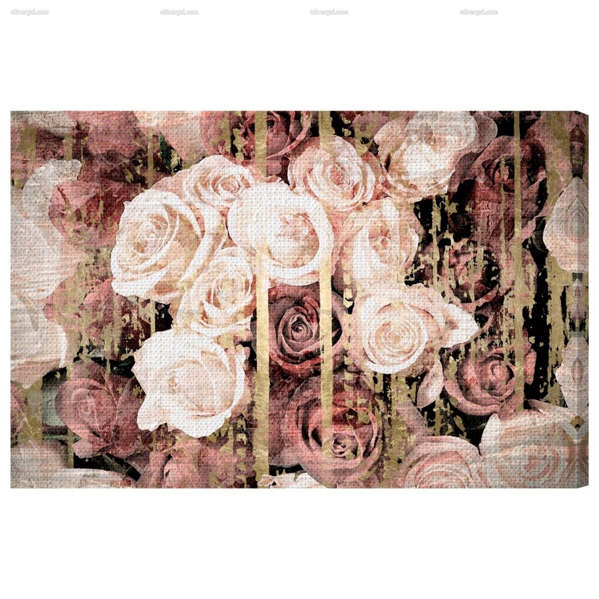 Shabby Chic Romance Wall Art Artwork | Art | Summer 2015 | Oliver Gal regarding Shabby Chic Wall Art (Image 10 of 20)