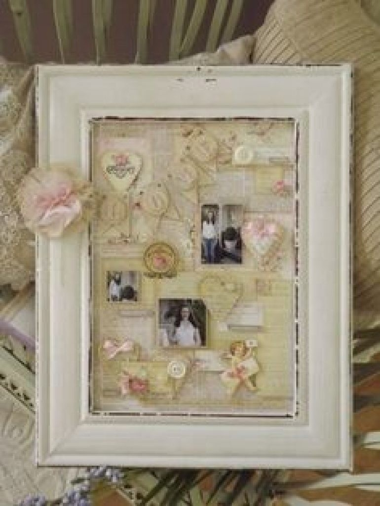 Shabby Chic Wall Art Ideas - Shabby Chic Wall Decor Shabby Chic Wall within Shabby Chic Wall Art (Image 12 of 20)
