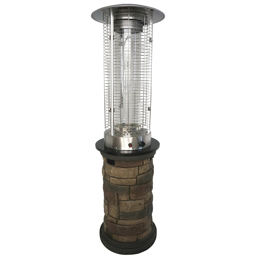 Shop Gas Patio Heaters At Lowes within Outdoor Propane Lanterns (Image 19 of 20)