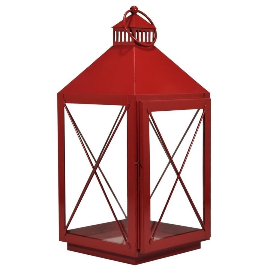 Shop Outdoor Decorative Lanterns At Lowes regarding Outdoor Empty Lanterns (Image 18 of 20)