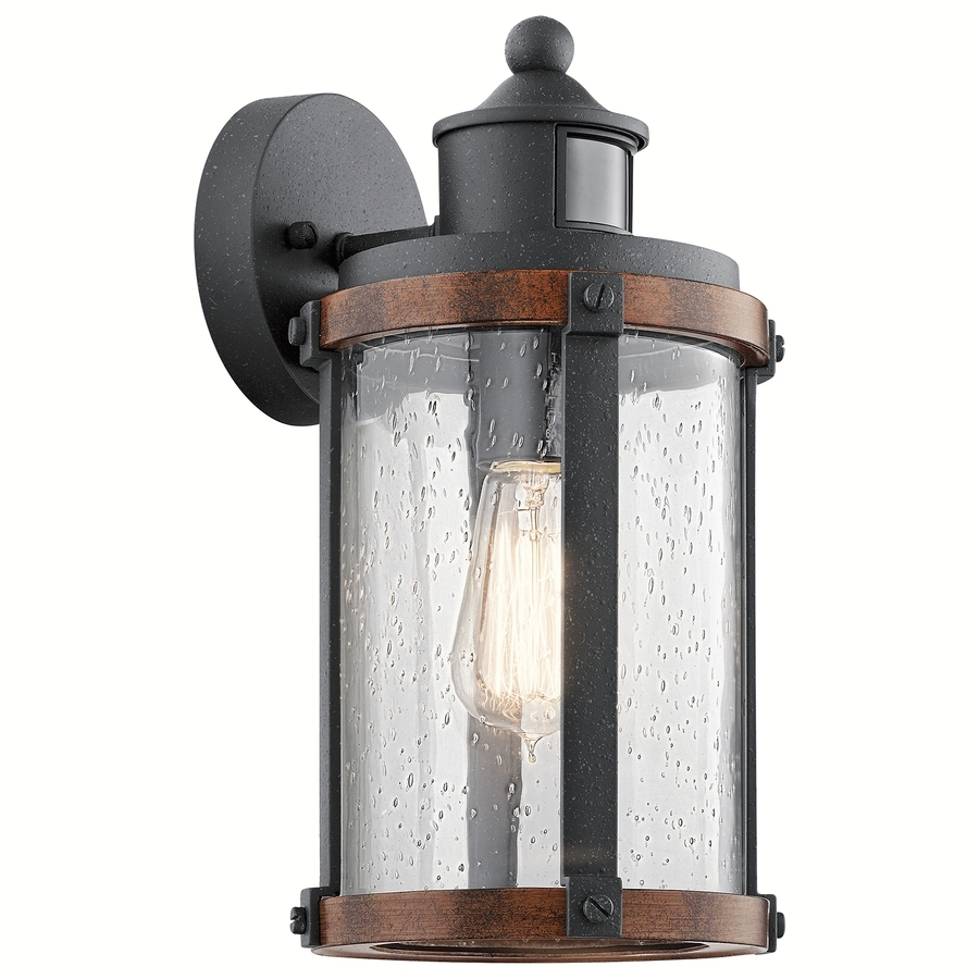 Shop Outdoor Wall Lighting At Lowes Within Outdoor Garage Lanterns (View 16 of 20)