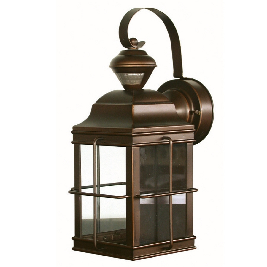Shop Outdoor Wall Lights At Lowes pertaining to Italian Outdoor Lanterns (Image 17 of 20)