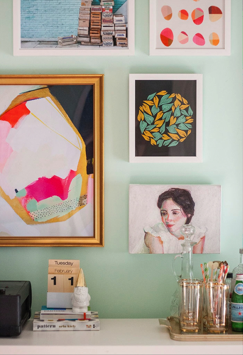 Six Steps | Artfully Walls intended for Artfully Walls (Image 17 of 20)