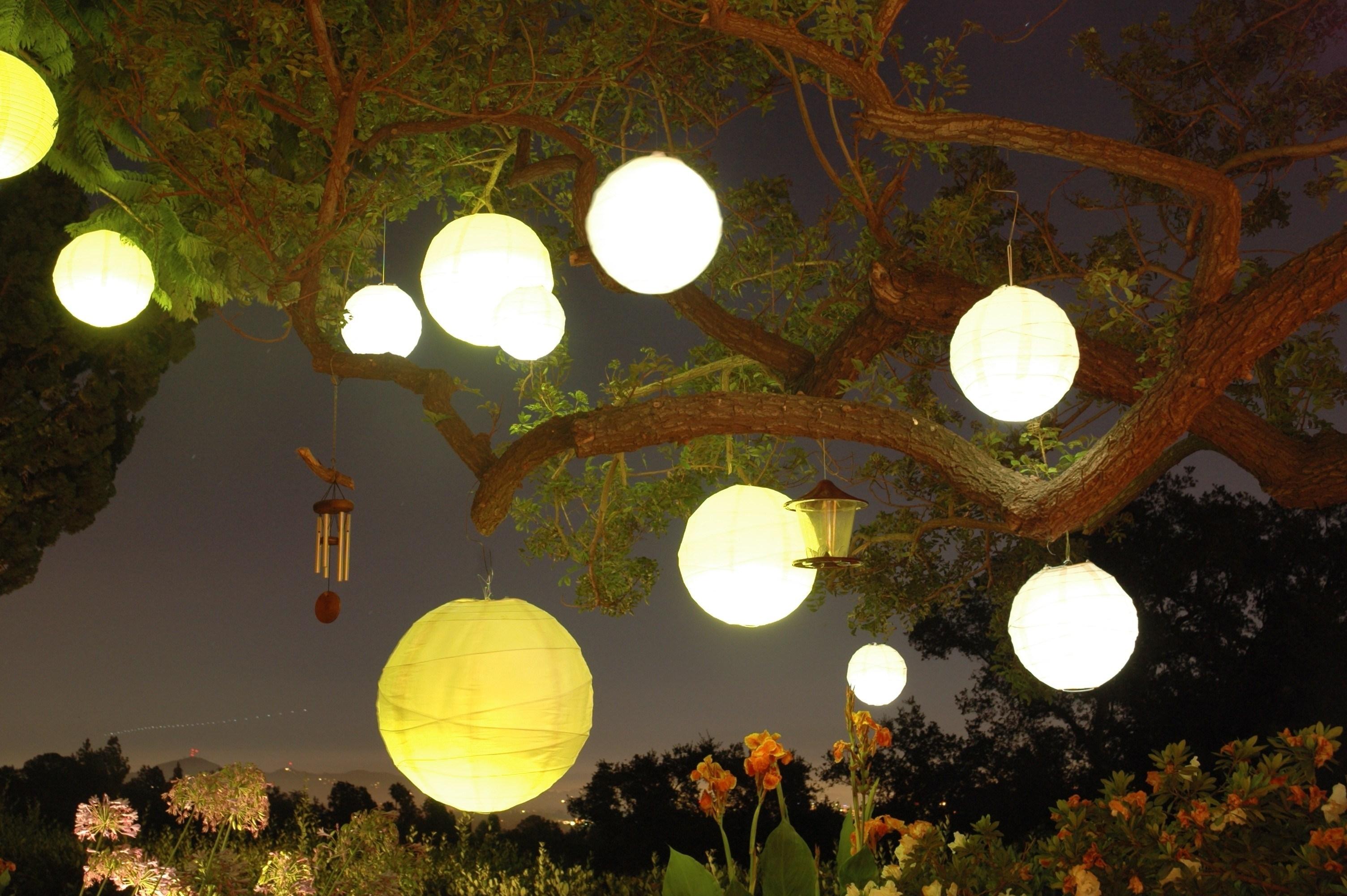 Sleek Wedding Diy Hanging Tree Lanterns Easy Diy Hanging Lanterns intended for Outdoor Paper Lanterns (Image 18 of 20)
