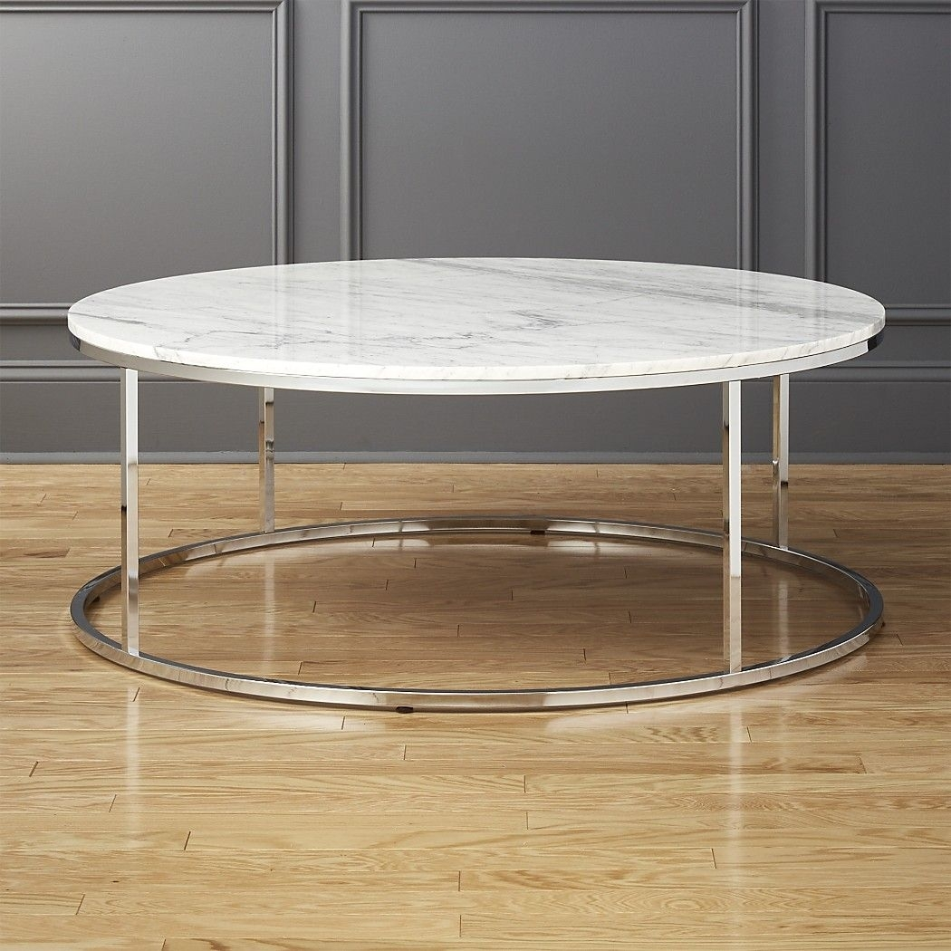 Smartmarblerdcoffeetbllgshf17_1X1 | For The Home | Pinterest with regard to Smart Round Marble Top Coffee Tables (Image 29 of 30)