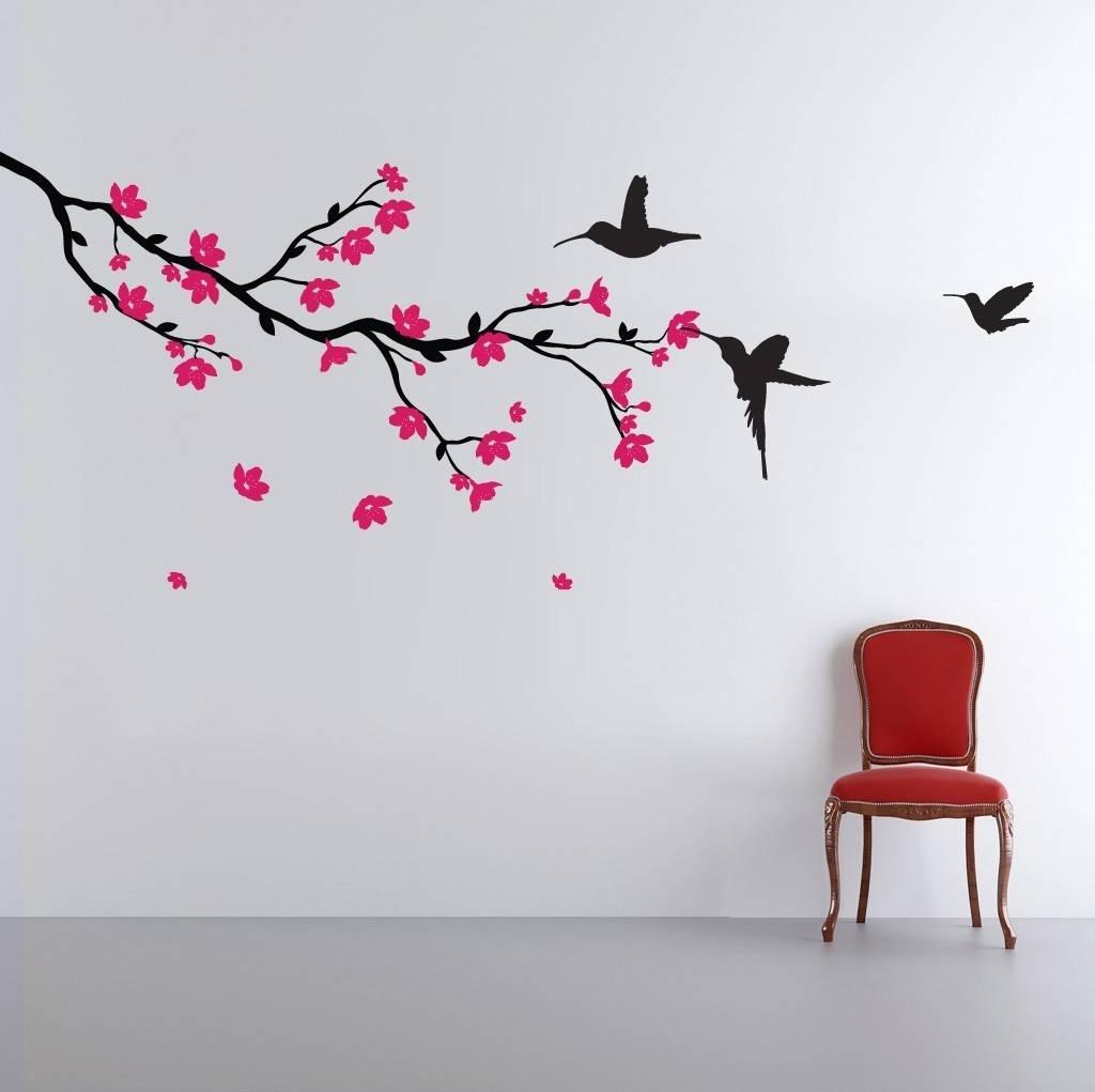 Sofa. Cherry Blossom Wall Art - Best Home Decoration Tips in Cherry Blossom Wall Art (Image 18 of 20)