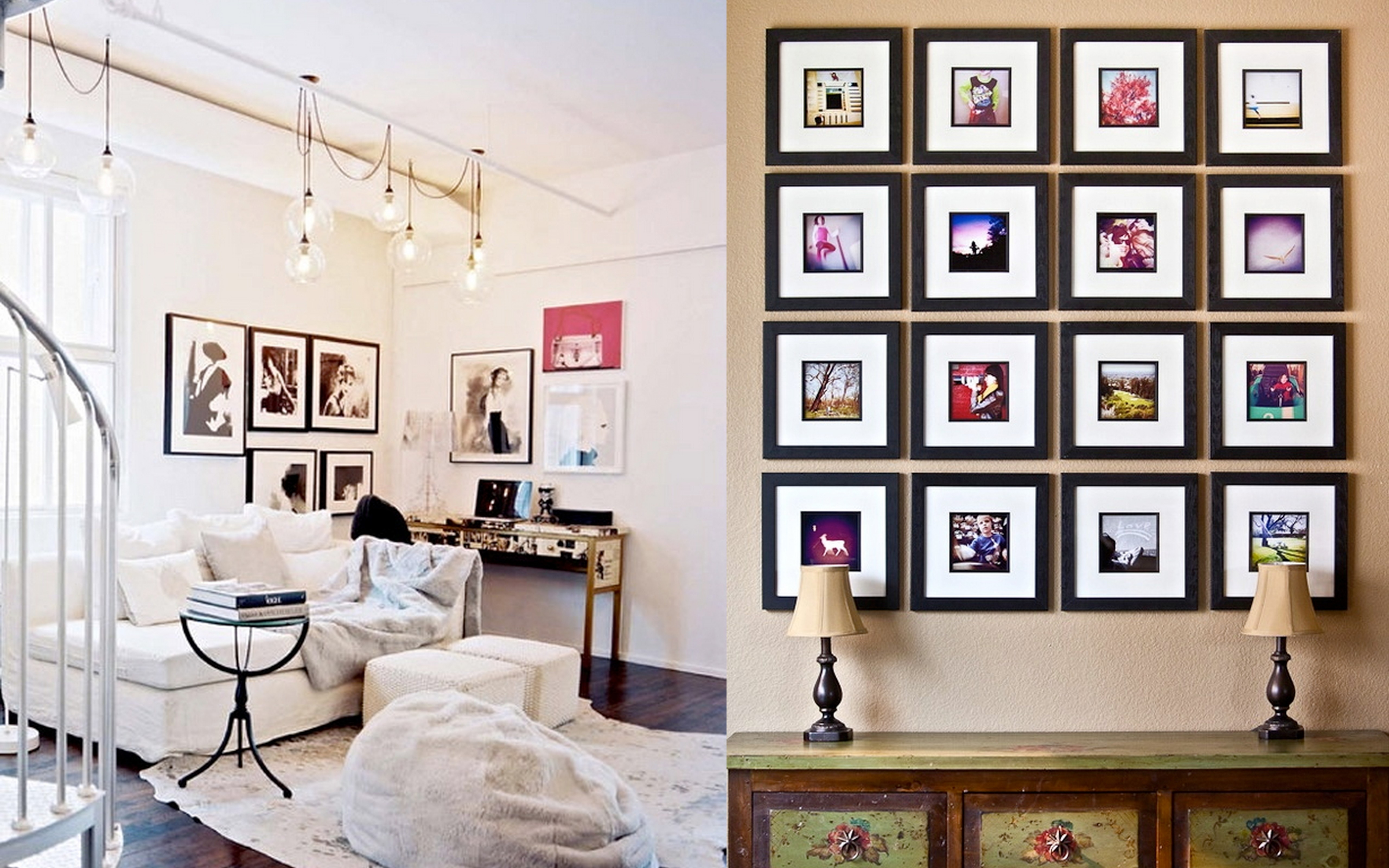 Sofa Ideas. Wall Decor Photo Frames - Best Home Design Interior 2018 with Cheap Framed Wall Art (Image 16 of 20)