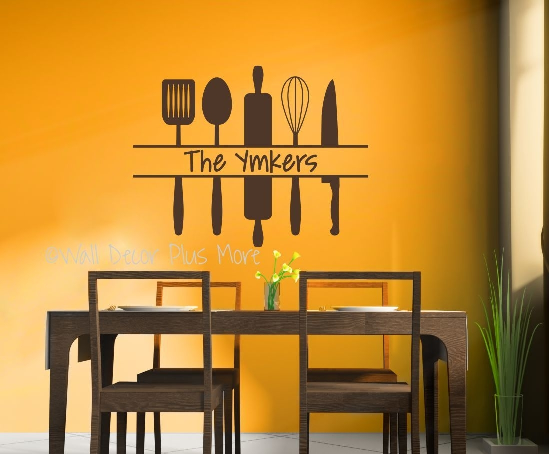 Displaying Photos of Wall Art for Kitchen (View 9 of 20 Photos)