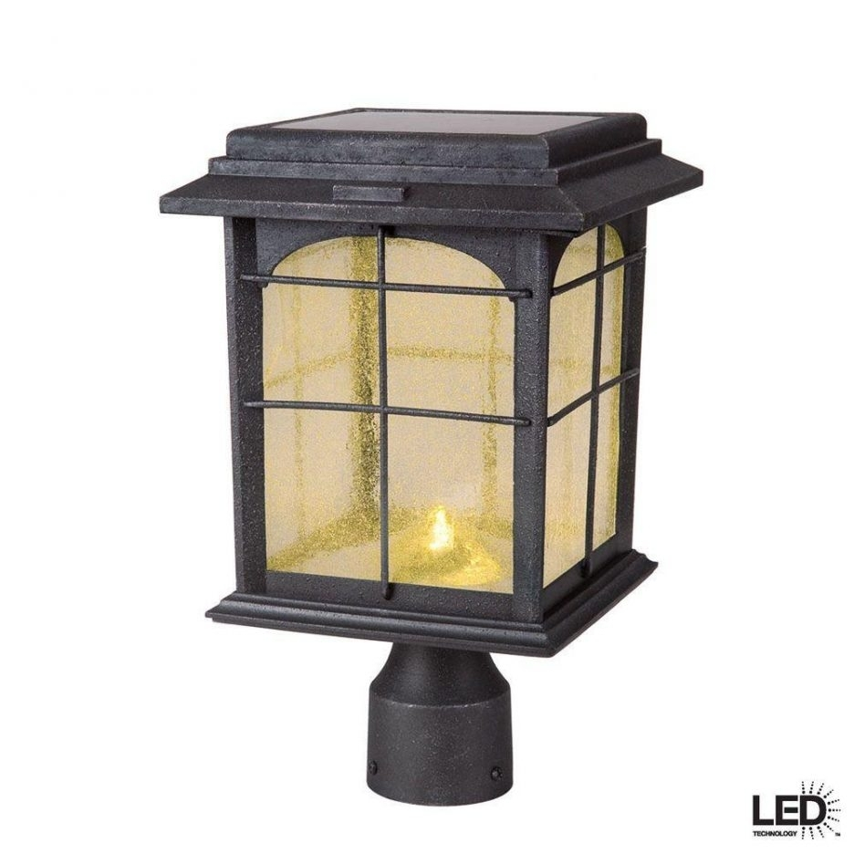 Solar Flagpole Light Solar Lamp Post Price Solar Powered Lamp Post in Outdoor Lanterns For Posts (Image 16 of 20)