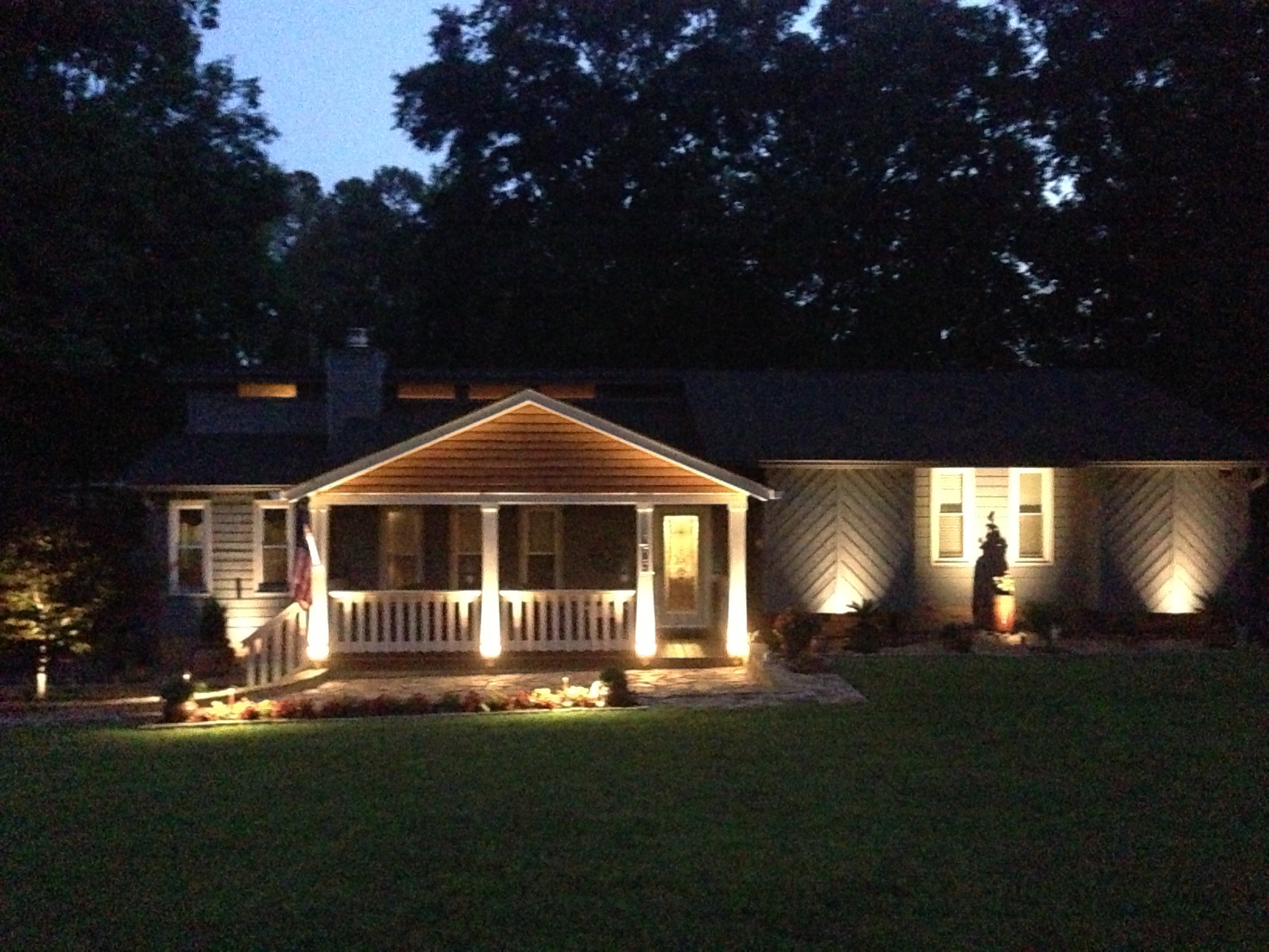 Solar Outdoor Landscape Lighting Victsing Pcs Spotlight In Led Best With Outdoor Landscape Lanterns (View 20 of 20)