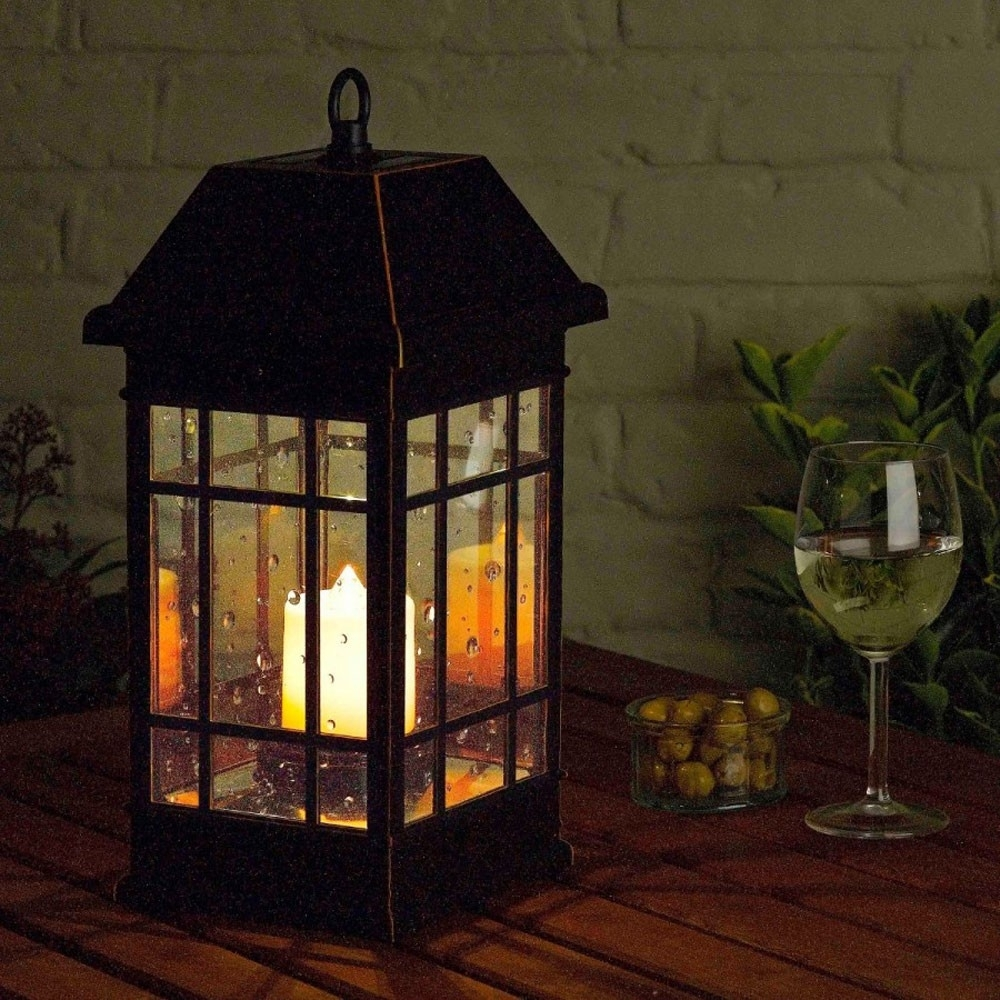 Solar Outdoor Lanterns | 3Bedroomtownhouse in Outdoor Table Lanterns (Image 20 of 20)