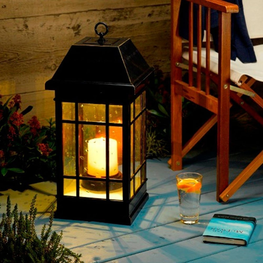 Solar Outdoor Lanterns Ideas — Life On The Move pertaining to Outdoor Big Lanterns (Image 18 of 20)