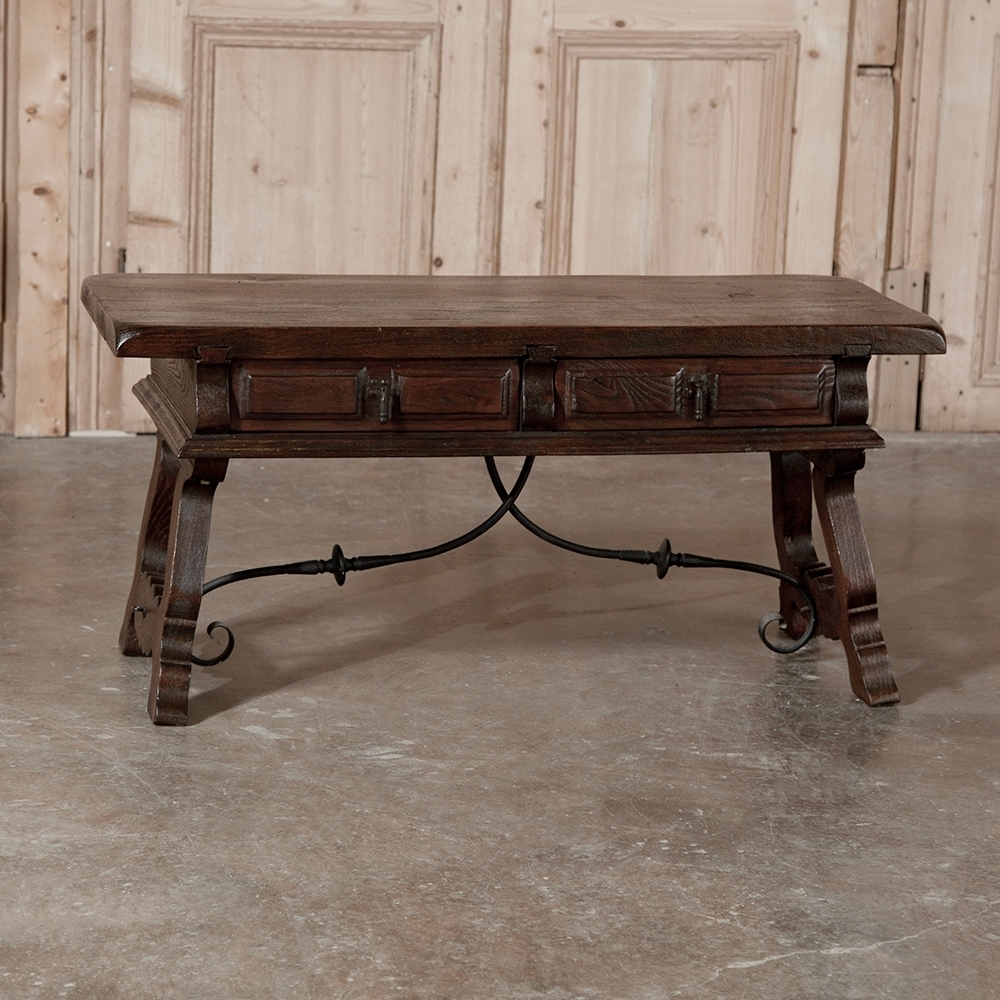 Spanish Coffee Table – Inessa Stewart's Antiques With Regard To Spanish Coffee Tables (View 20 of 30)