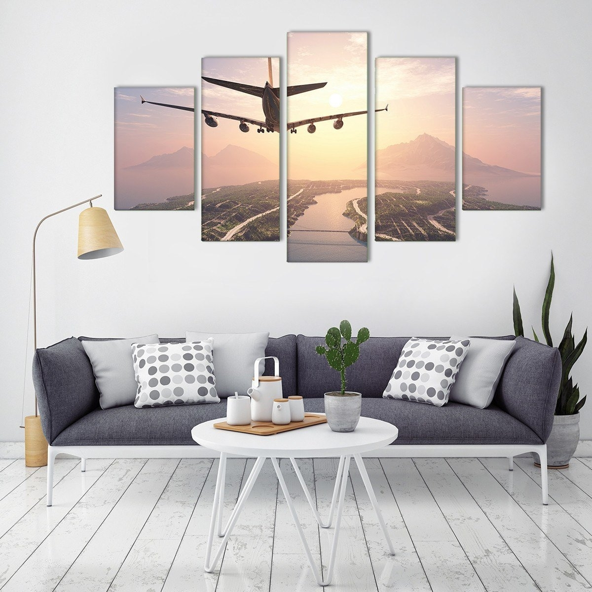 Splendid Design Aviation Wall Art Army Aircraft Canvas Vintage throughout Aviation Wall Art (Image 16 of 20)
