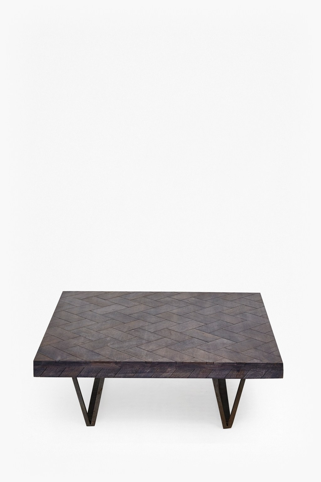 Square Parquet Coffee Table | Collection | French Connection inside Parquet Coffee Tables (Image 28 of 30)