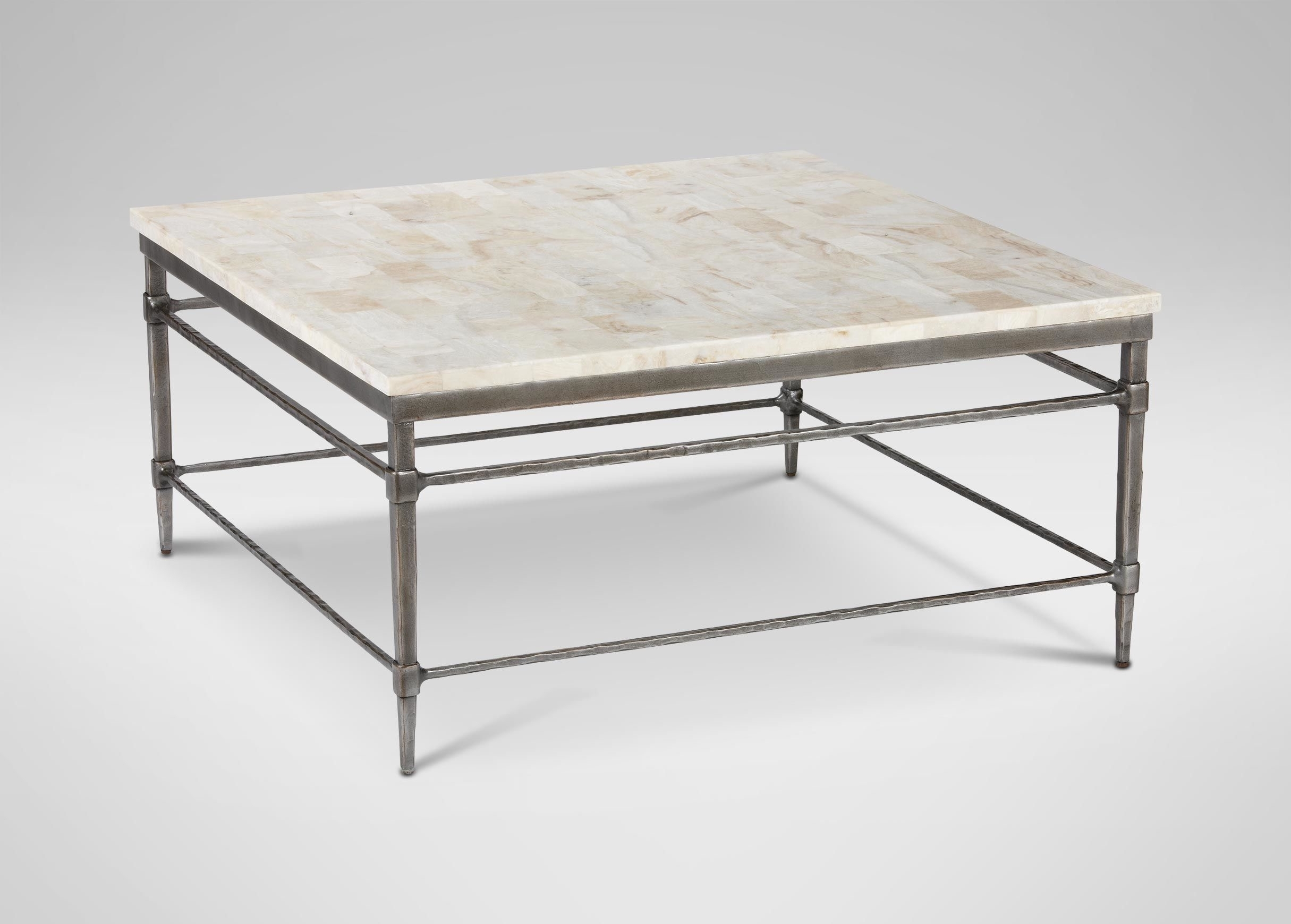 Square Stone Coffee Table For Vida Square Stone Top Coffee Table For Stone Top Coffee Tables (View 22 of 30)