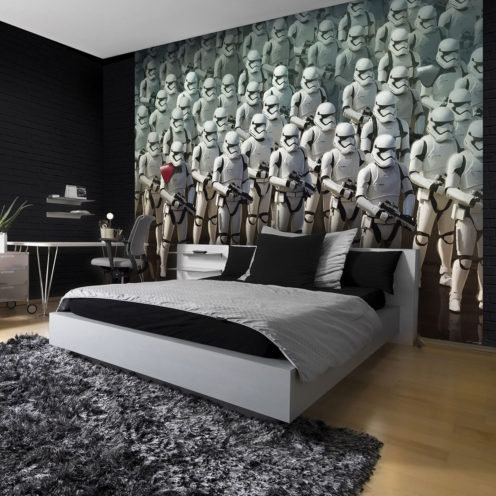 Star Wars Wall Art Bedroom : Andrews Living Arts – Fantastic Room For Star Wars Wall Art (View 16 of 20)