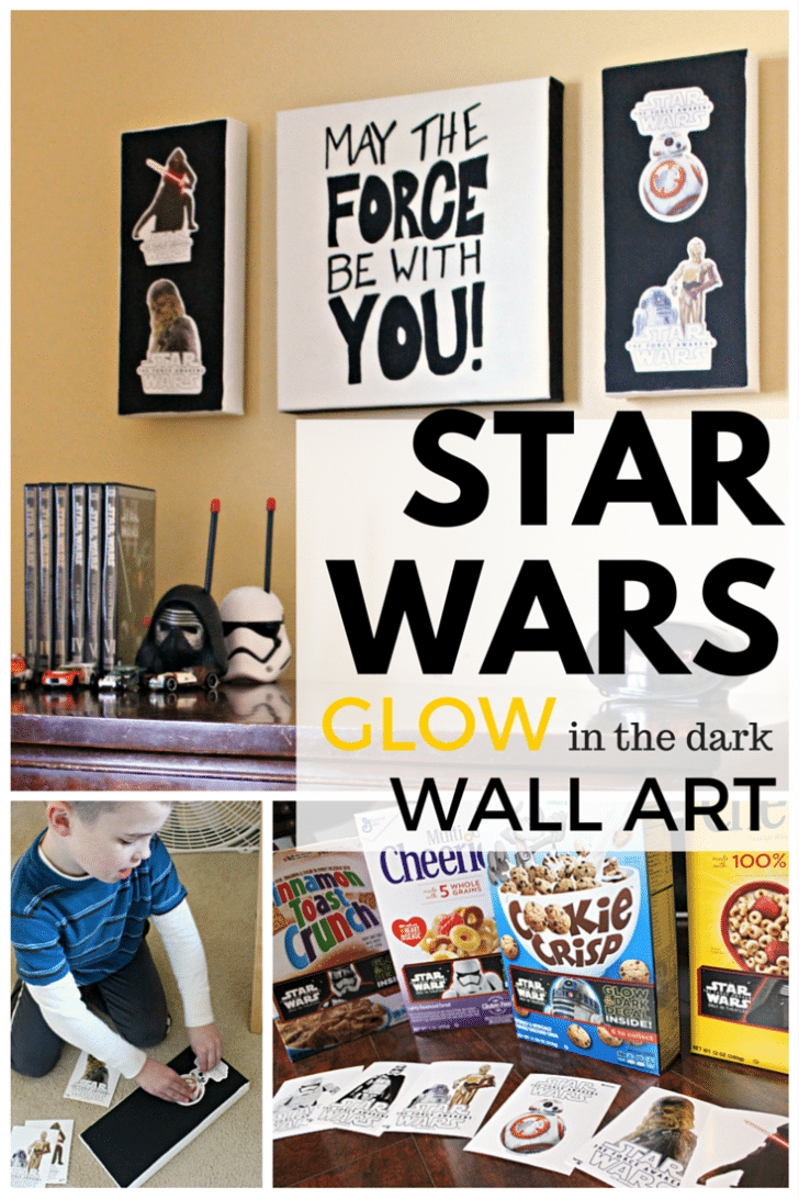 Star Wars Wall Art – Simple Recipes, Diy Tutorials, & Farmhouse With Star Wars Wall Art (View 15 of 20)
