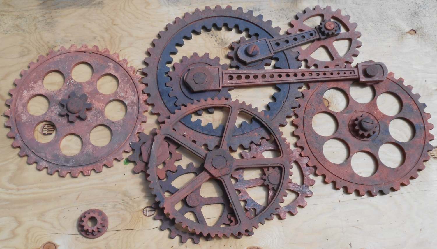 Steampunk Wall Decor | Home Design intended for Steampunk Wall Art (Image 16 of 20)