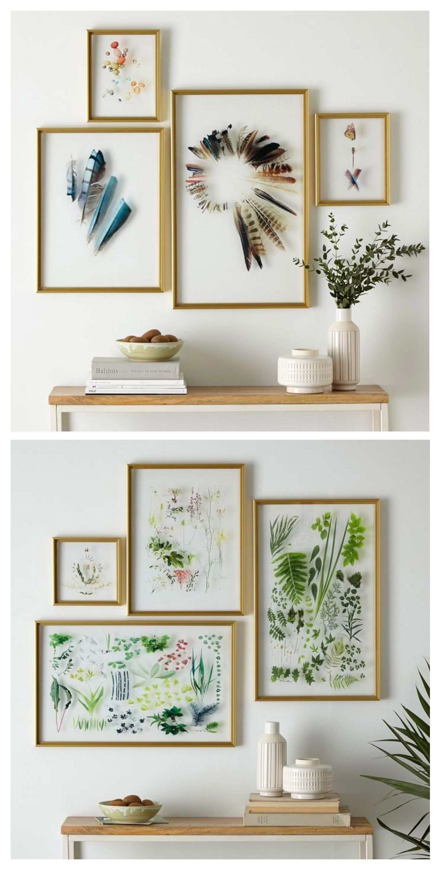 Still Acrylic Wall Art – Spring Botanicals | A Bit About Me Within West Elm Wall Art (View 8 of 20)