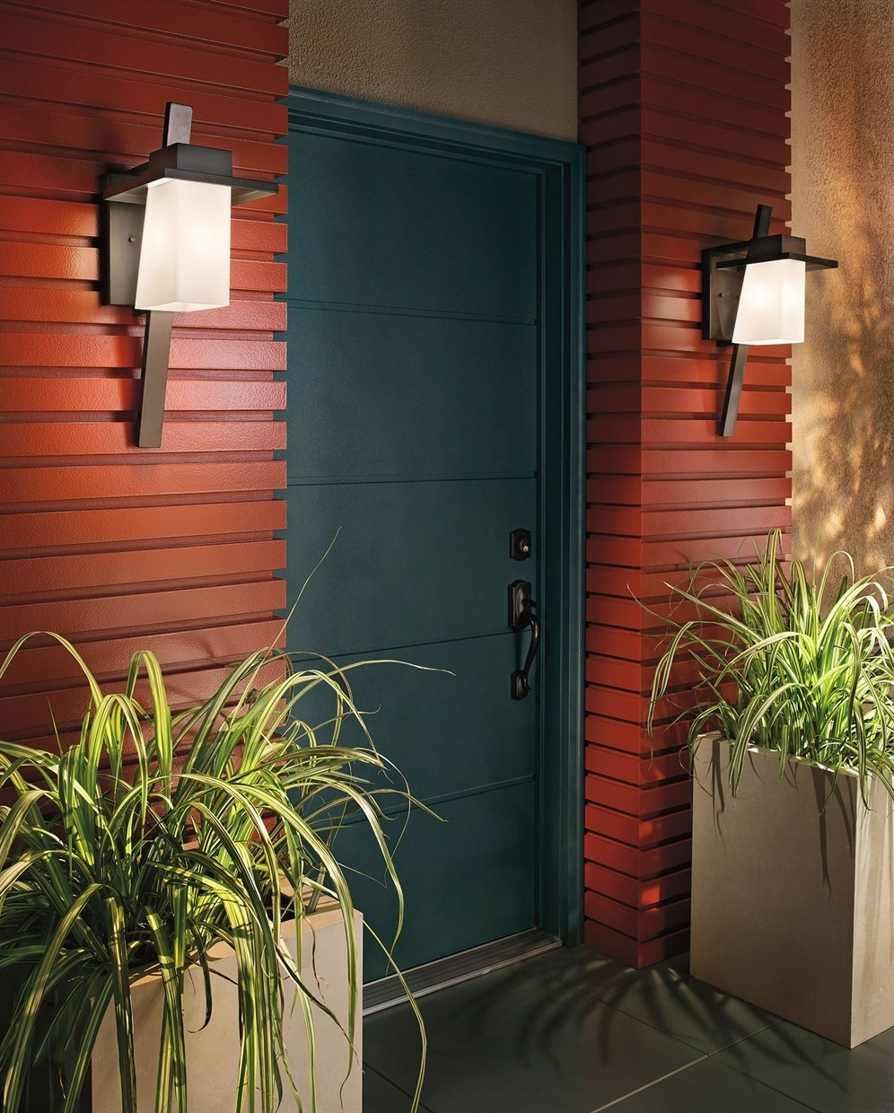 Stonebrook Collection Pertaining To Kichler Outdoor Lanterns (View 7 of 20)
