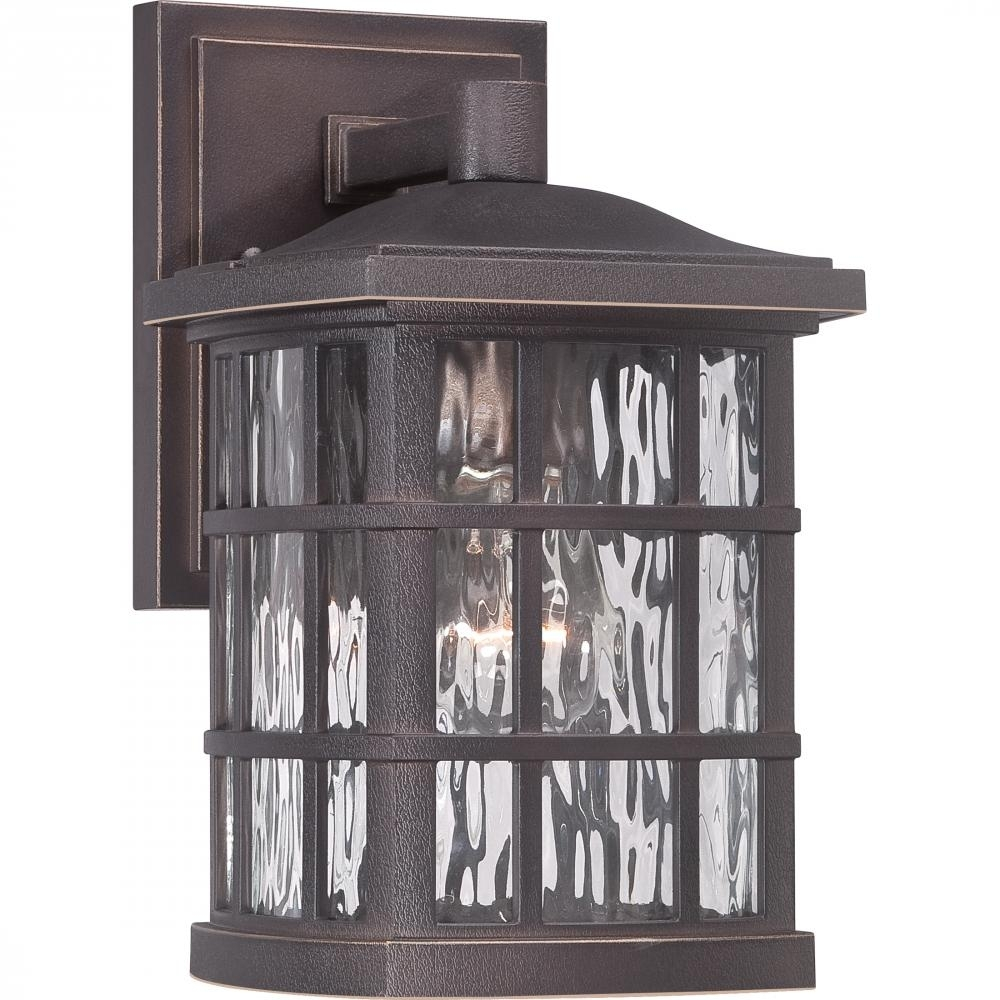 Stonington Outdoor Lantern : Snn8406Pn   Denney Lighting & Design with Quoizel Outdoor Lanterns (Image 18 of 20)