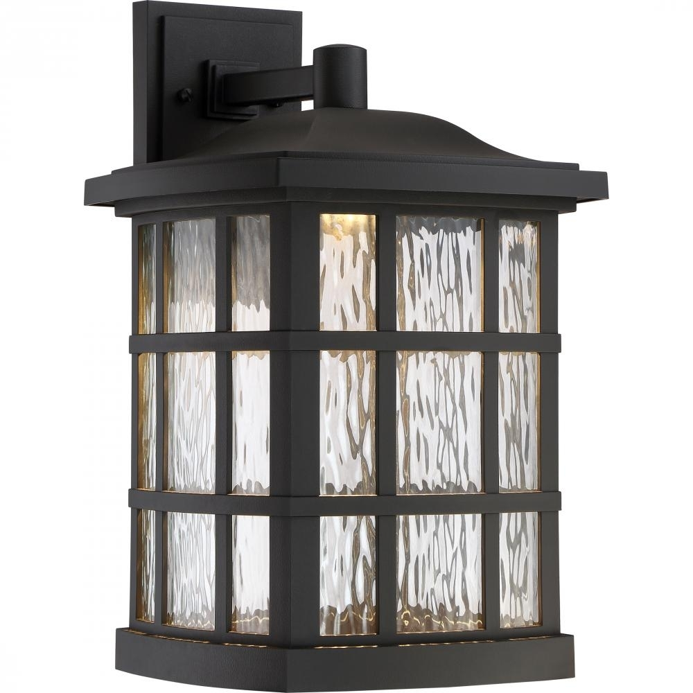 Stonington Outdoor Lantern : Snnl8411K | Pine State Electric for Jumbo Outdoor Lanterns (Image 19 of 20)
