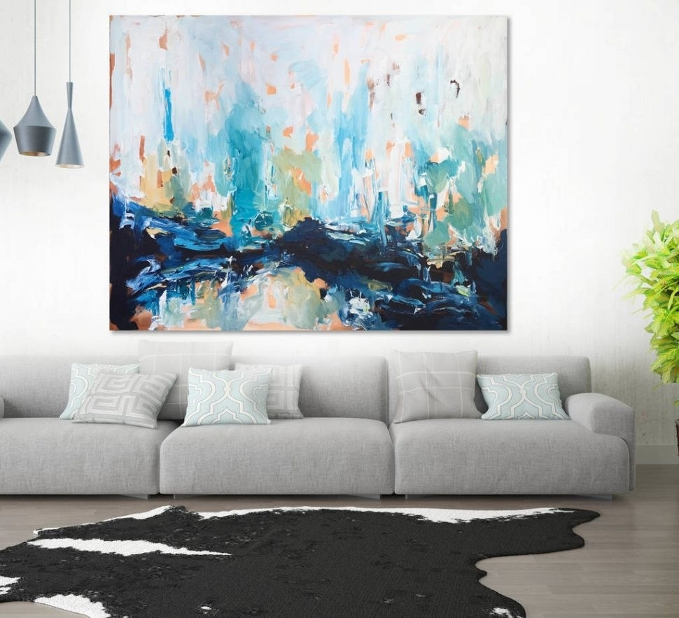 Stunning Living Room Extra Large Wall Art Canvas Paintings Ideas intended for Extra Large Wall Art (Image 18 of 20)