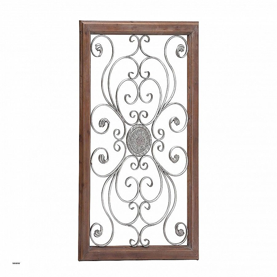 Stunning Wrought Iron Scroll Wall Art New Decor Metal Pic Of inside Metal Scroll Wall Art (Image 14 of 20)