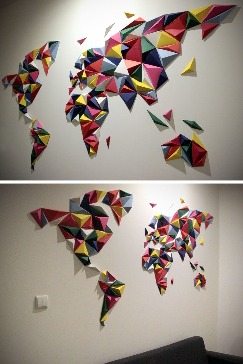 Stylish Inspiration Ideas 3 Dimensional Wall Art – Ishlepark With 3 Dimensional Wall Art (View 10 of 10)