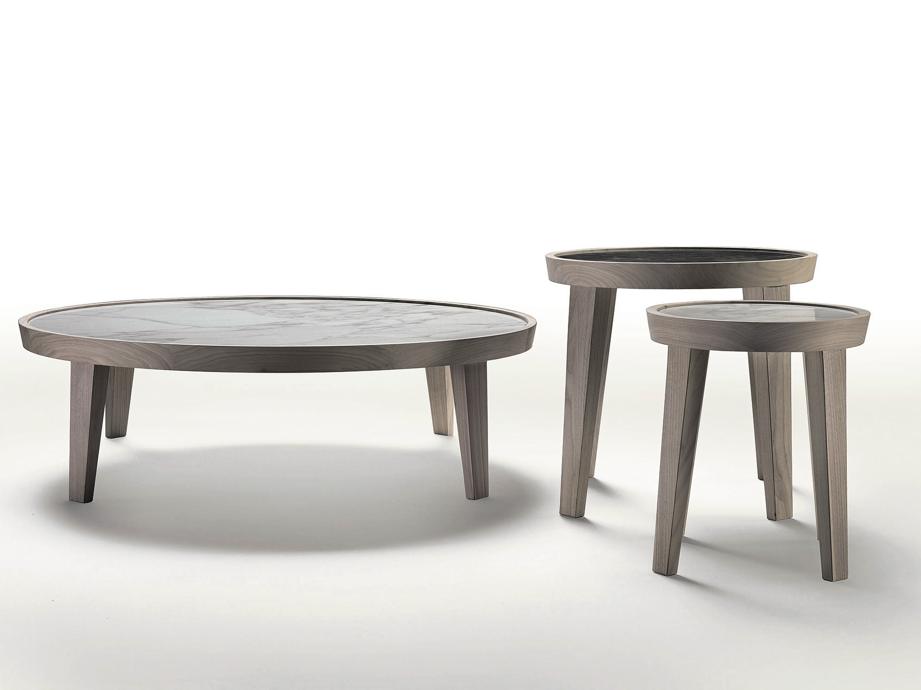 Stylish Marble Round Coffee Table With Coffee Table Smart Round intended for Smart Round Marble Top Coffee Tables (Image 30 of 30)