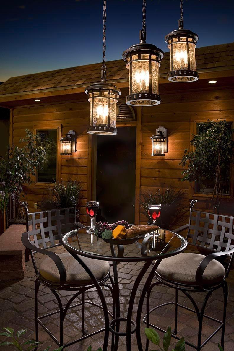 Stylish Outdoor Patio Lights — Indoor Outdoor Ideas : Choosing Inside Outdoor Dining Lanterns (View 13 of 20)