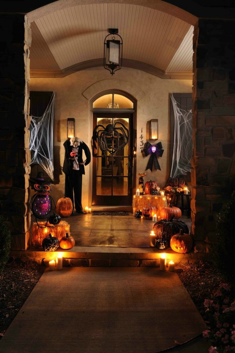 Supple Easy Halloween Craft Decoration Ideas Blog With Diy Halloween pertaining to Outdoor Halloween Lanterns (Image 20 of 20)