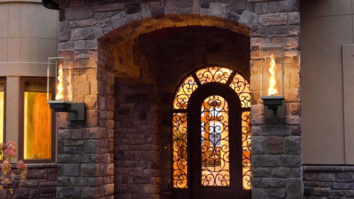 Tempest Torch – Outdoor Gas Lamps And Lighting with regard to Outdoor Gas Lanterns (Image 18 of 20)
