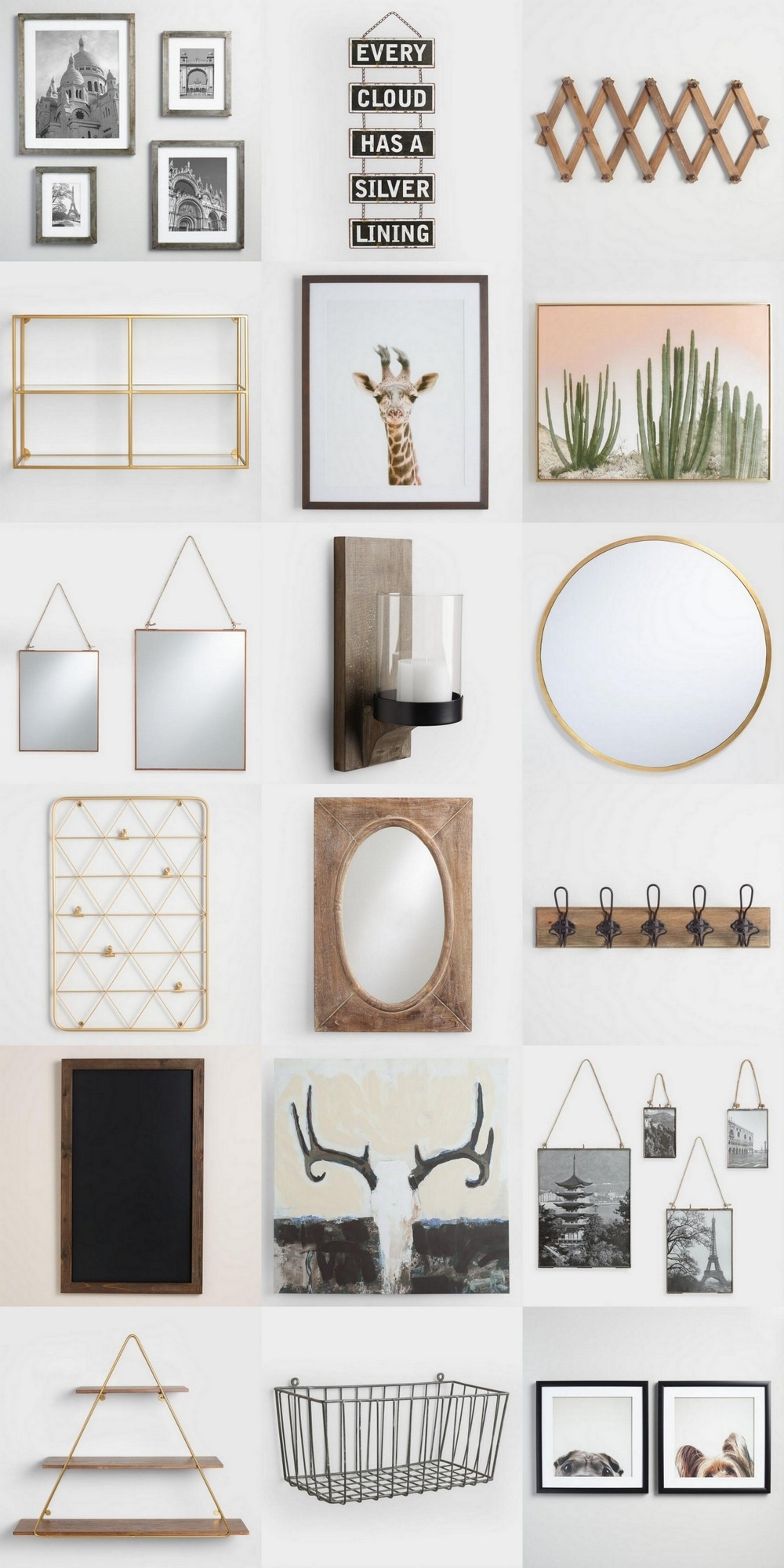 The 18 Best Items For Your Walls From World Market | The Tomkat For World Market Wall Art (View 20 of 20)