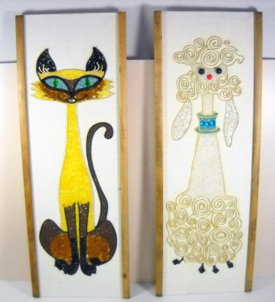 The Appeal Of Mid Century Wall Art | Chic Vintage Goods For Mid Century Wall Art (View 9 of 20)