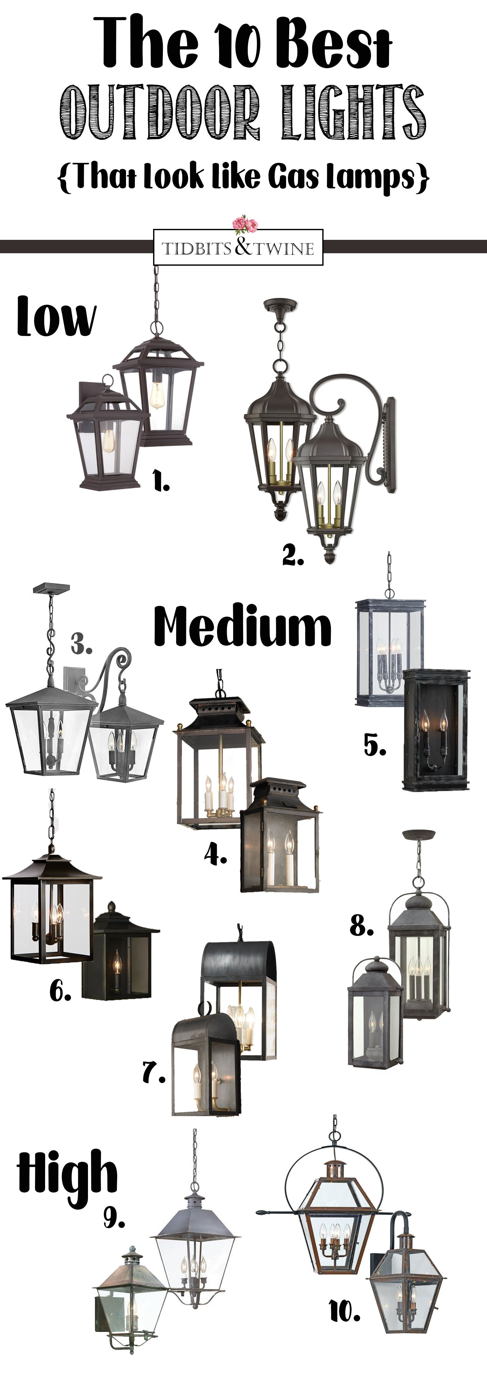 The Best Outdoor Hanging Lantern & Sconce Sets | Decorating Tips within Outdoor Hanging Electric Lanterns (Image 20 of 20)