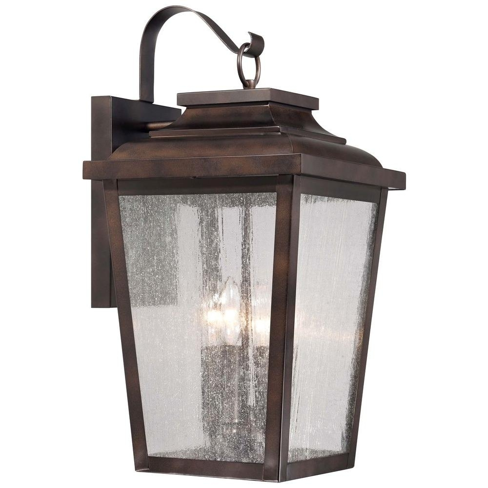 The Great Outdoorsminka Lavery Irvington Manor 4-Light Chelsea for Outdoor Exterior Lanterns (Image 19 of 20)
