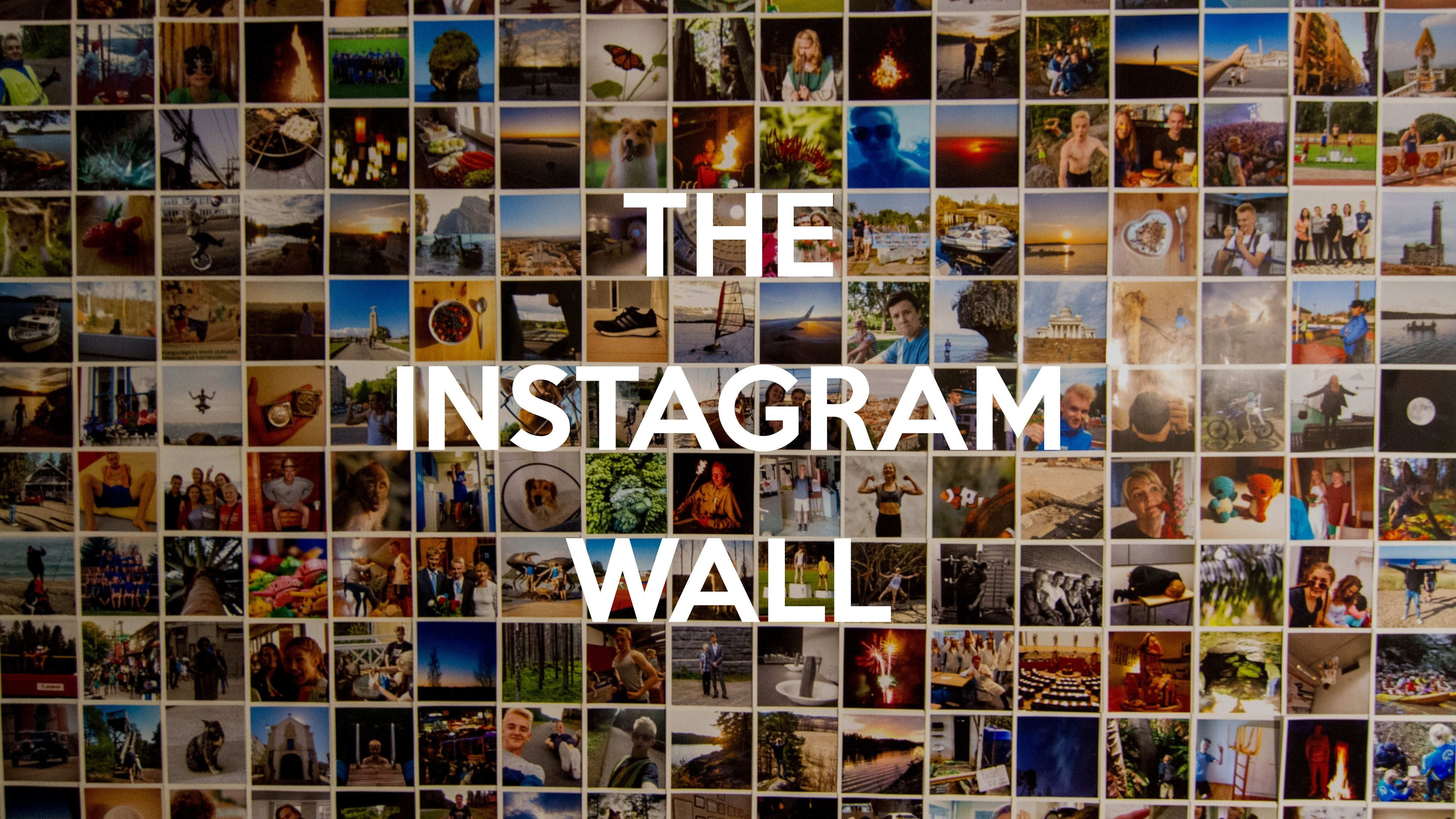 The Instagram Wall - Youtube within Instagram Wall Art (Image 18 of 20)