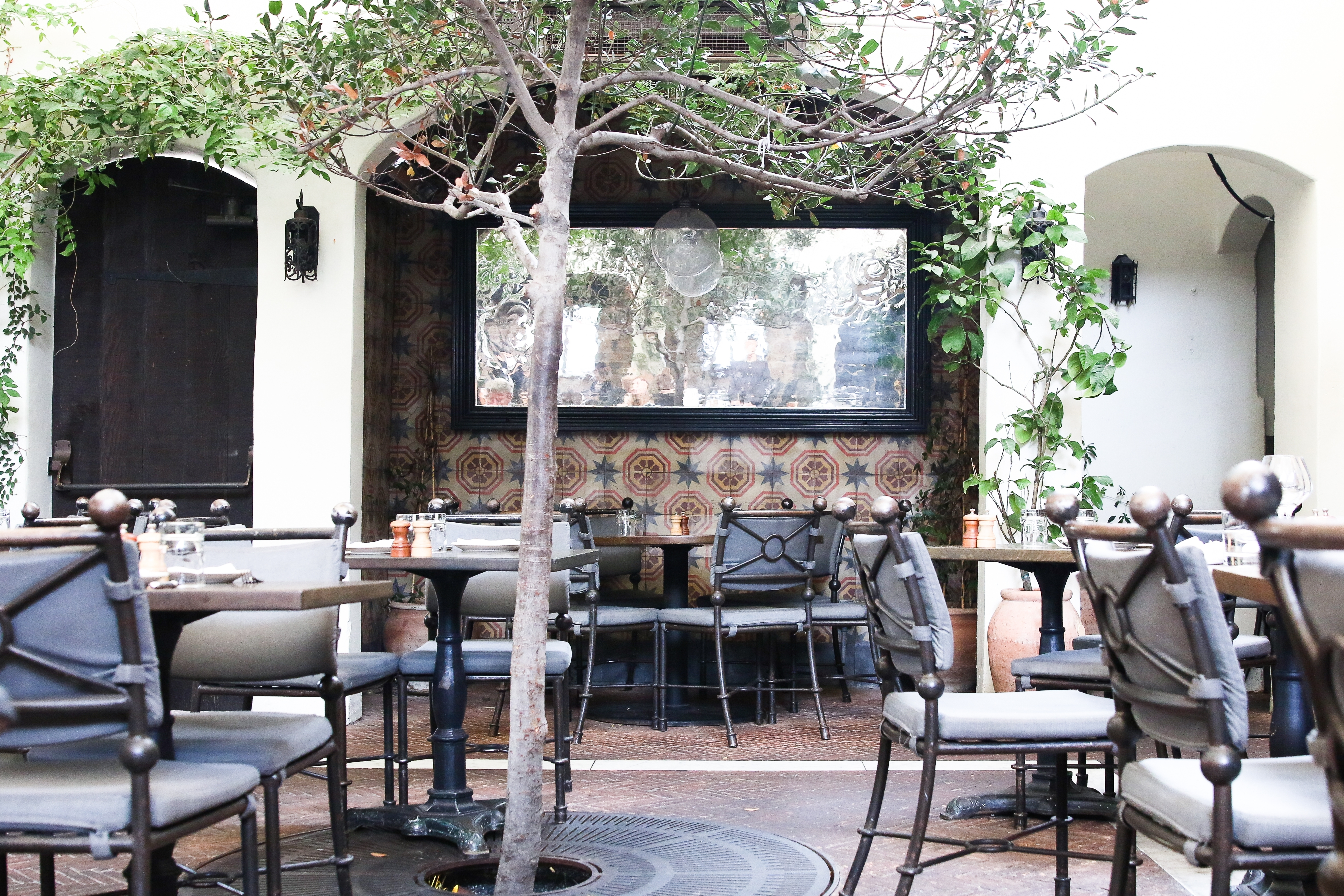 The Patio Power Rankings: Where To Eat & Drink Outside - Los Angeles in Outdoor Mexican Lanterns (Image 20 of 20)