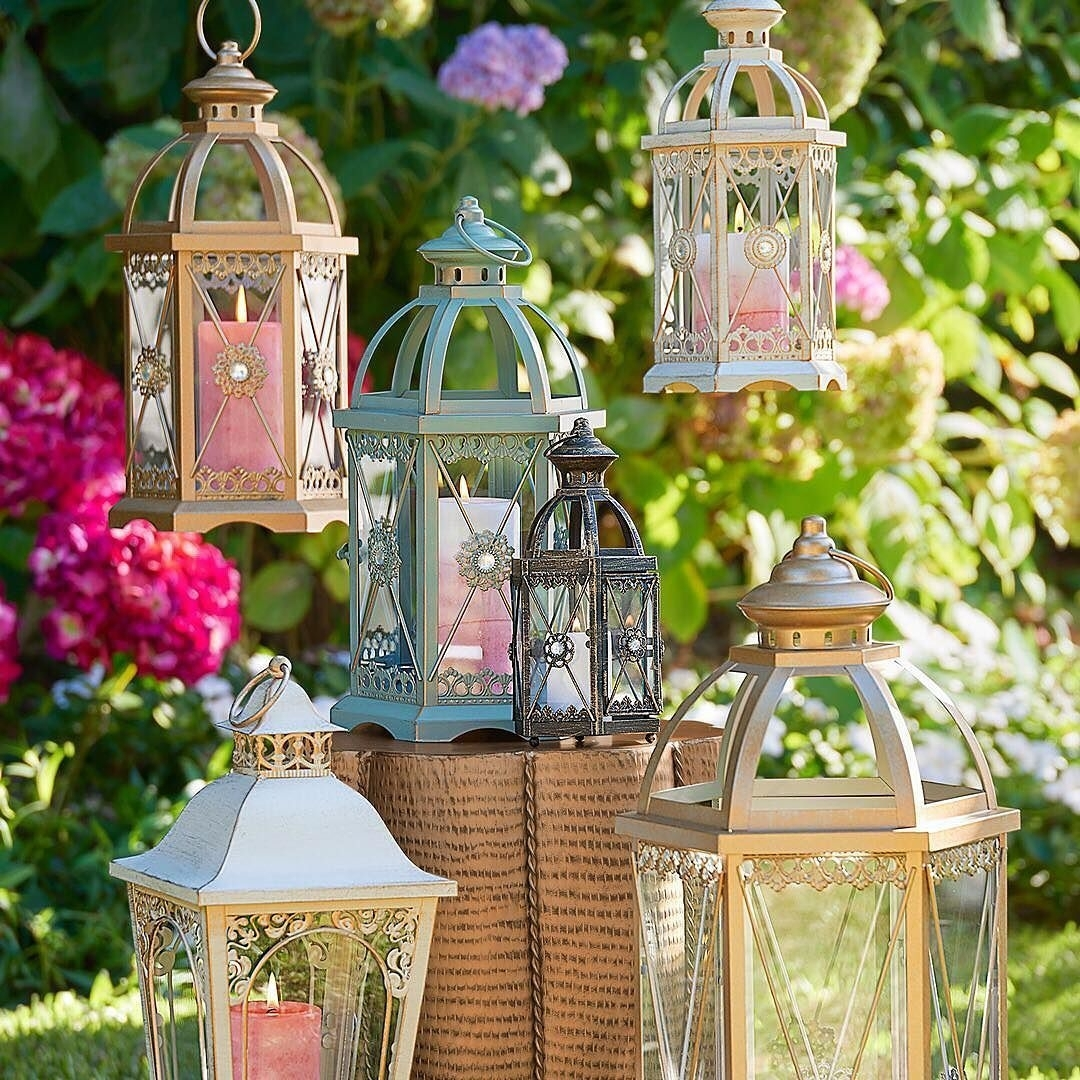 These Ornate Lanterns Add A Touch Of Magic To Any Outdoor Space Intended For Outdoor Turkish Lanterns (View 19 of 20)