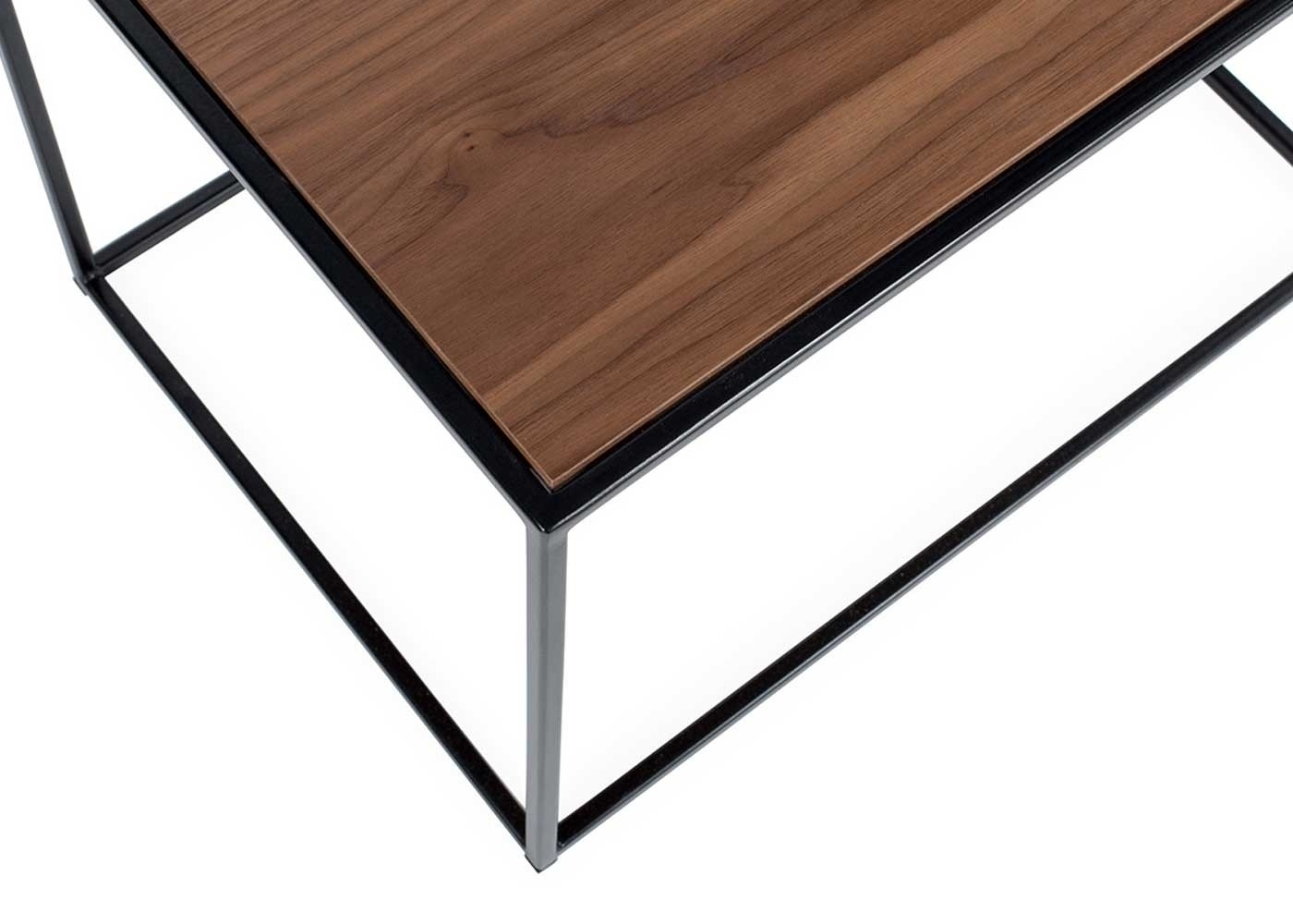 Tower Coffee Table | Heal's pertaining to Suspend Ii Marble And Wood Coffee Tables (Image 28 of 30)