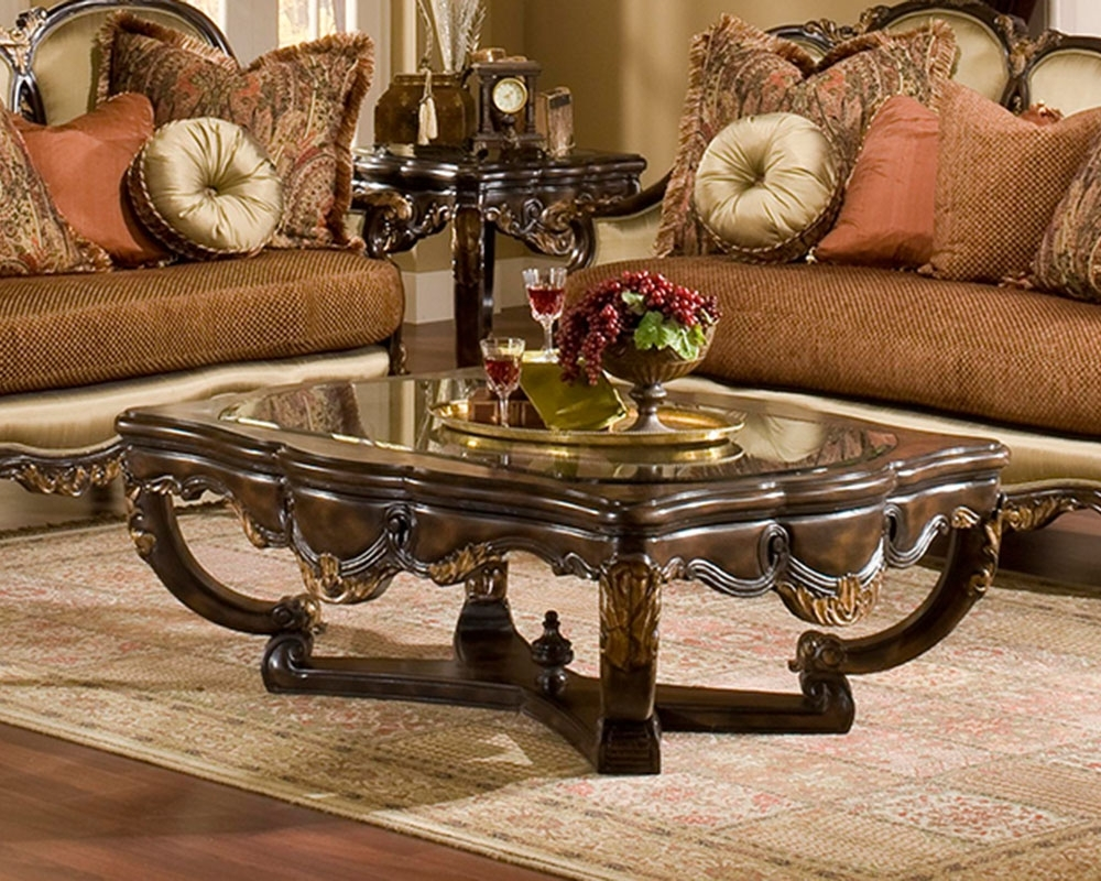 Traditional Style Coffee Tables | O2 Pilates for Traditional Coffee Tables (Image 30 of 30)
