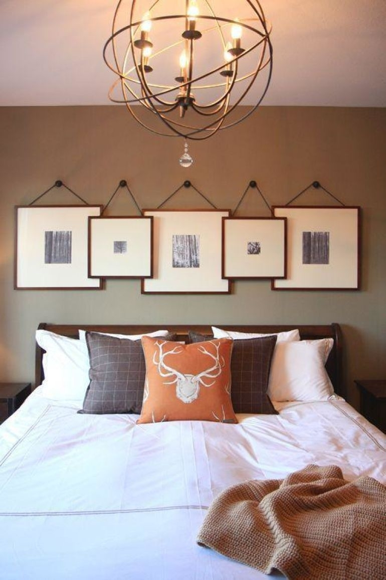 Transform Your Favorite Spot With These 20 Stunning Bedroom Wall throughout Bedroom Wall Art (Image 20 of 20)