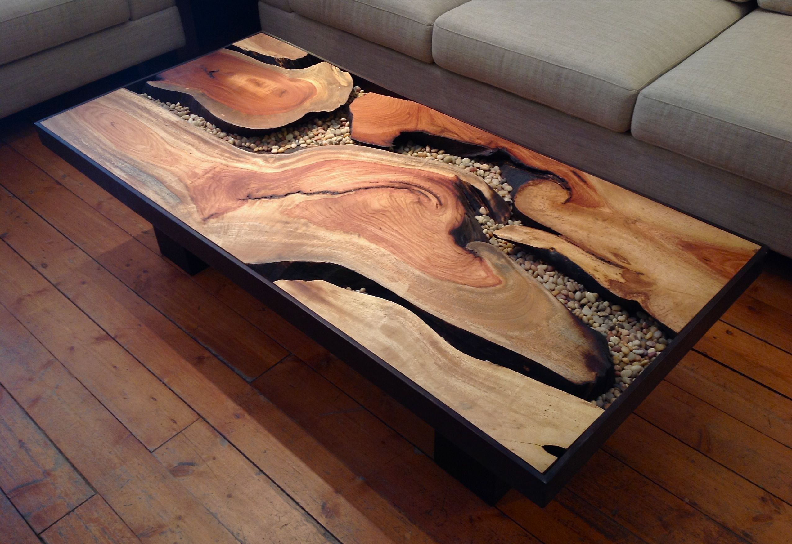 Tree Root Coffee Table Sequoia Santa Fe | Sequoia Santa Fe Pertaining To Santa Fe Coffee Tables (View 30 of 30)
