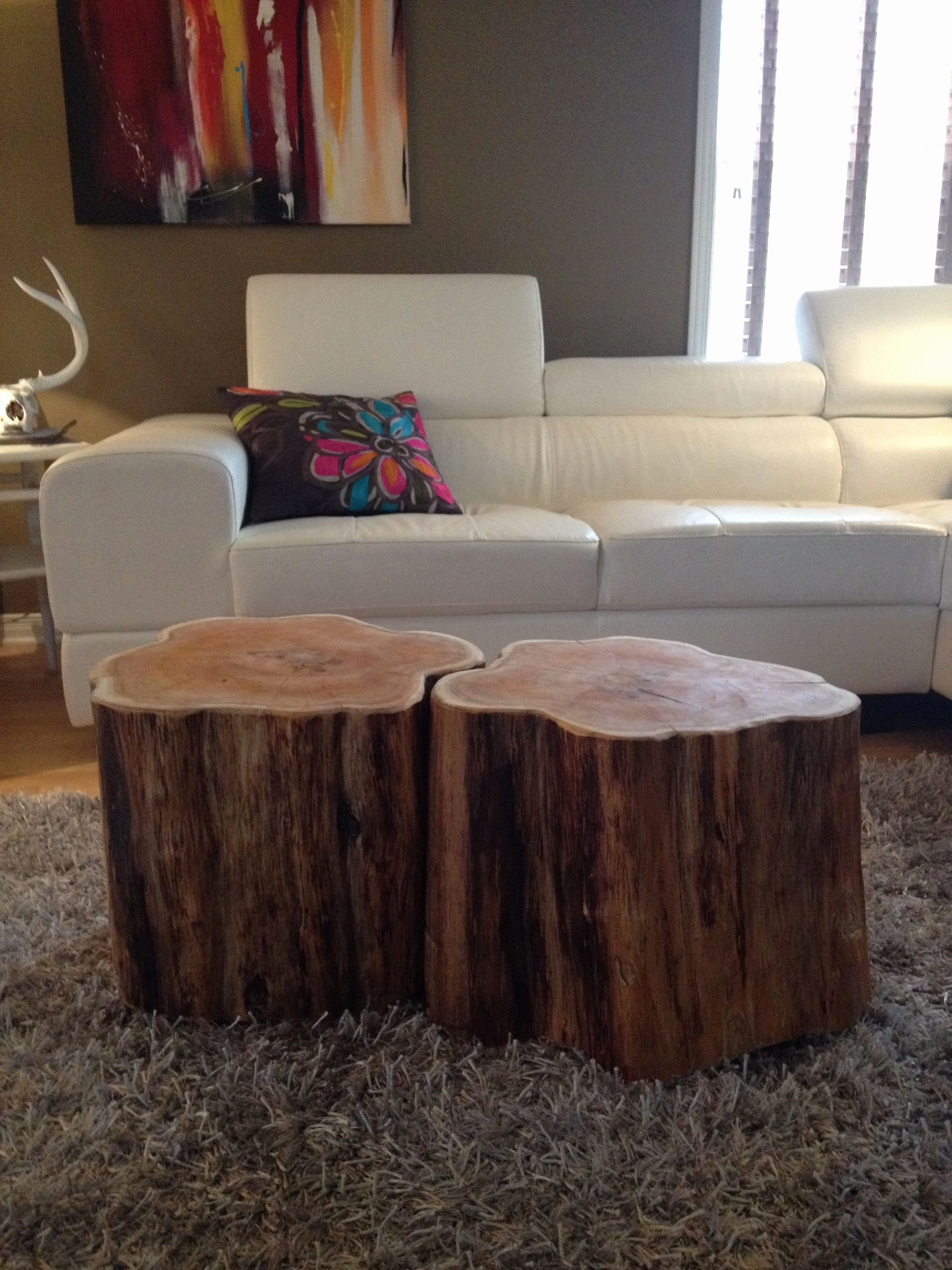 Tree Slice Coffee Table Luxury Stump Coffee Tables Serenitystumps in Sliced Trunk Coffee Tables (Image 21 of 30)